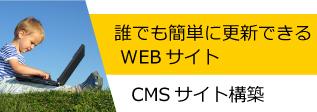WordPress、MovableTypeをベースにしたCMSサイト構築