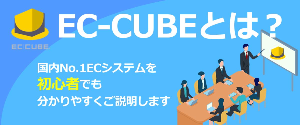 EC-CUBEとは?EC-CUBEの特徴・機能・メリット・デメリットなど初心者でも分かりやすくご説明します。
