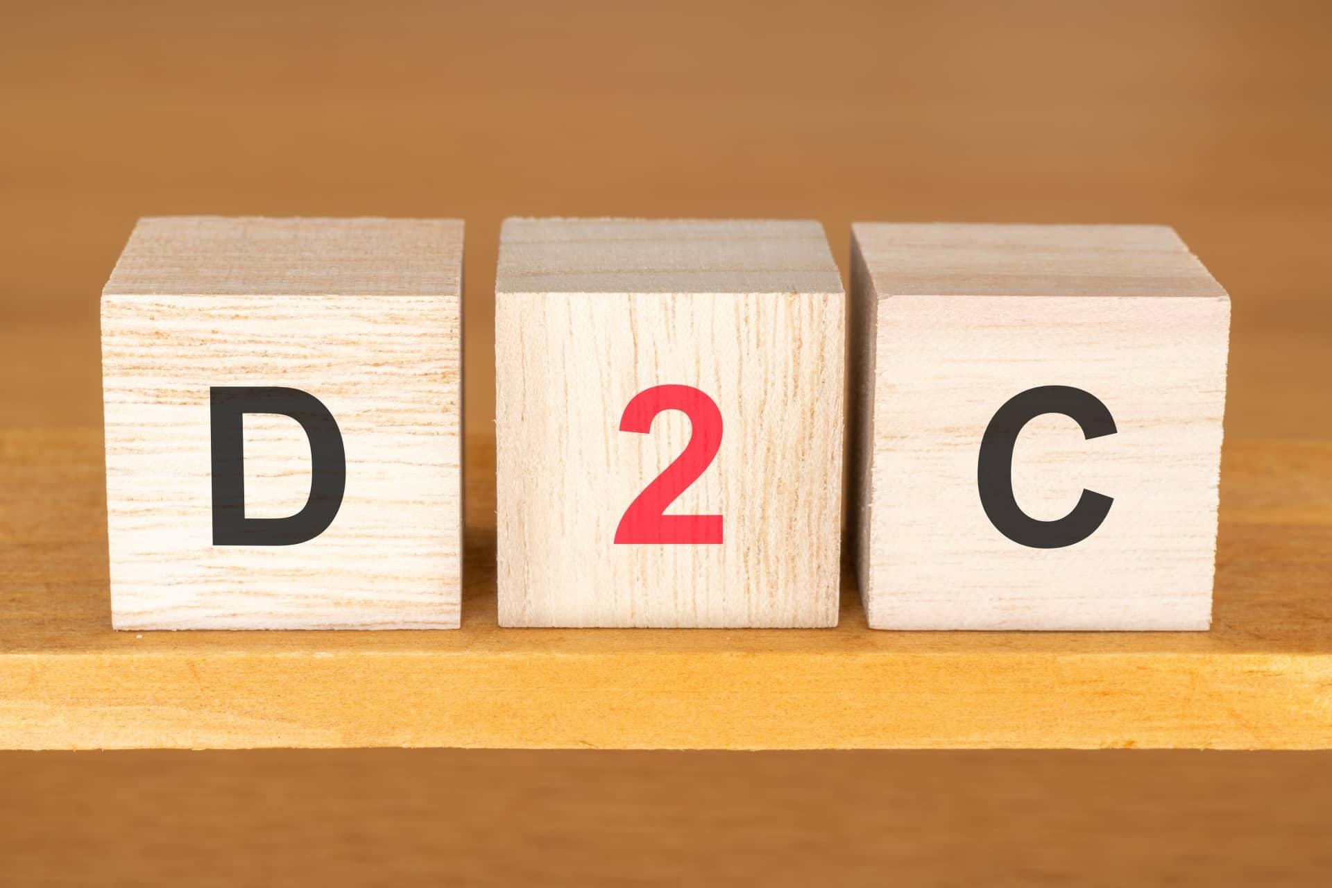 【初心者向け】D2Cとは?意味、特徴、成功事例まで徹底解説