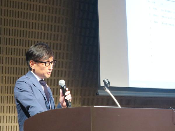 弊社が制作したB2BサイトをEC-CUBEサイトアワードでプレゼンテーションして参りました